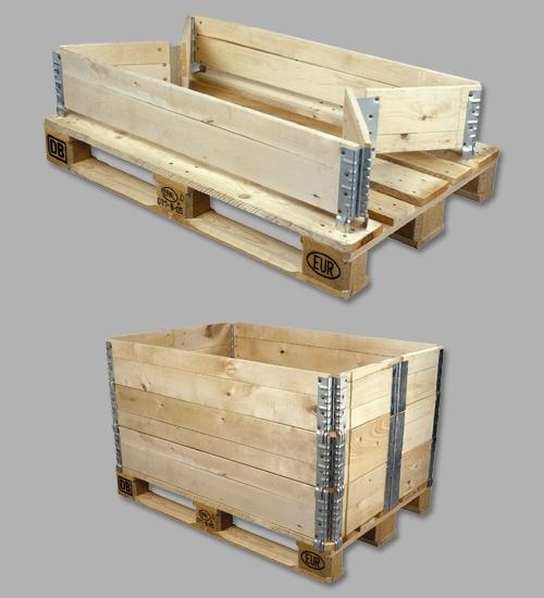 Collars - Wooden Stacking Frames - Pallet Accessories | Bremen ...